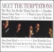 Temptations テンプテーションズ / Meet The Temptations 輸入盤