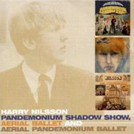 Harry Nilsson ハリー・ニルソン / Pandemonium Shadow Show / Aerial Ballet / Aerial Pandemonium Ballet 輸入盤 【CD】